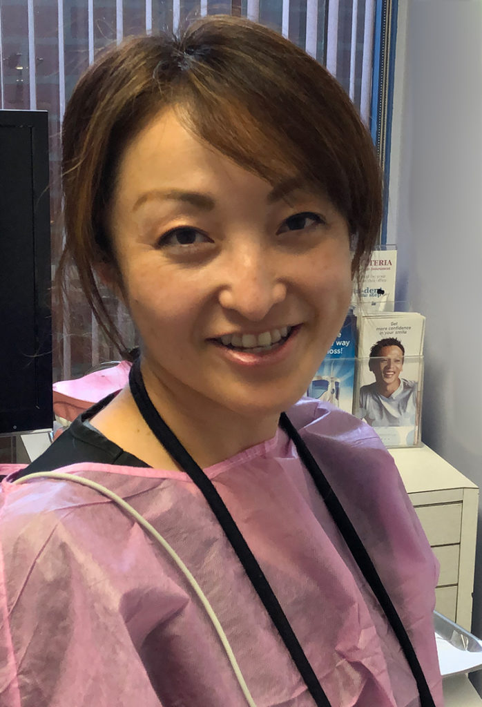 Noriko Hino, Registered Dental Hygienist